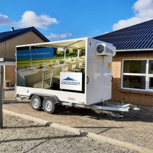 Køle- og frost trailer
